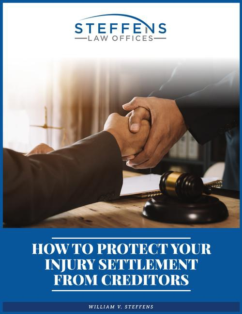 Free Report: How to Protect Your Injury Settlement from Creditors & the Bankruptcy Court