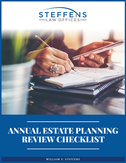 Free Report: Annual Estate Plan Review Checklist