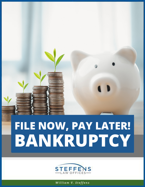 File Now, Pay Later Bankruptcy Program